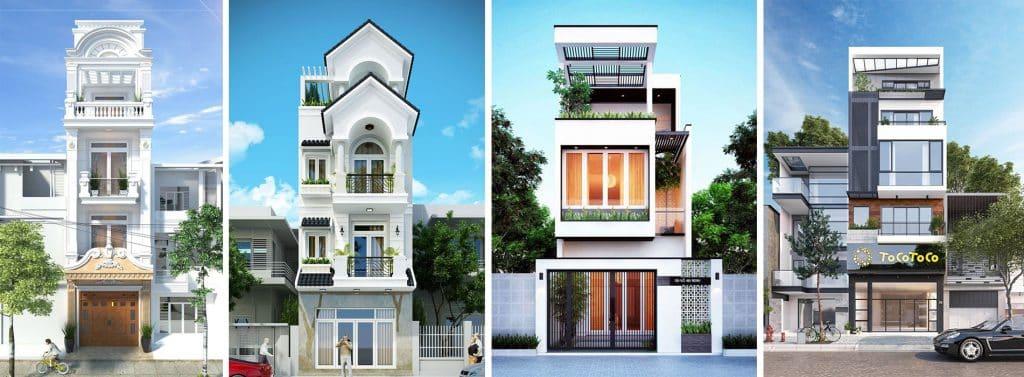 báo giá thiết kế xây dựng nhà