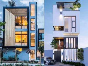 Công ty thiết kế nhà phố đẹp TPHCM