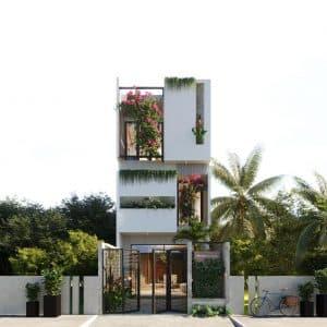 thiết kế nhà phố 25