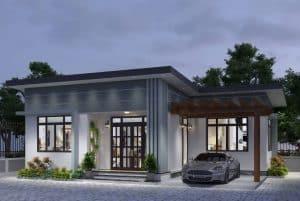 Với kinh phí đầu tư 100 triệu đồng có thể lựa chọn xây dựng kiểu nhà nào?