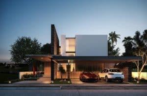 Mẫu thiết kế nhà phố số 4