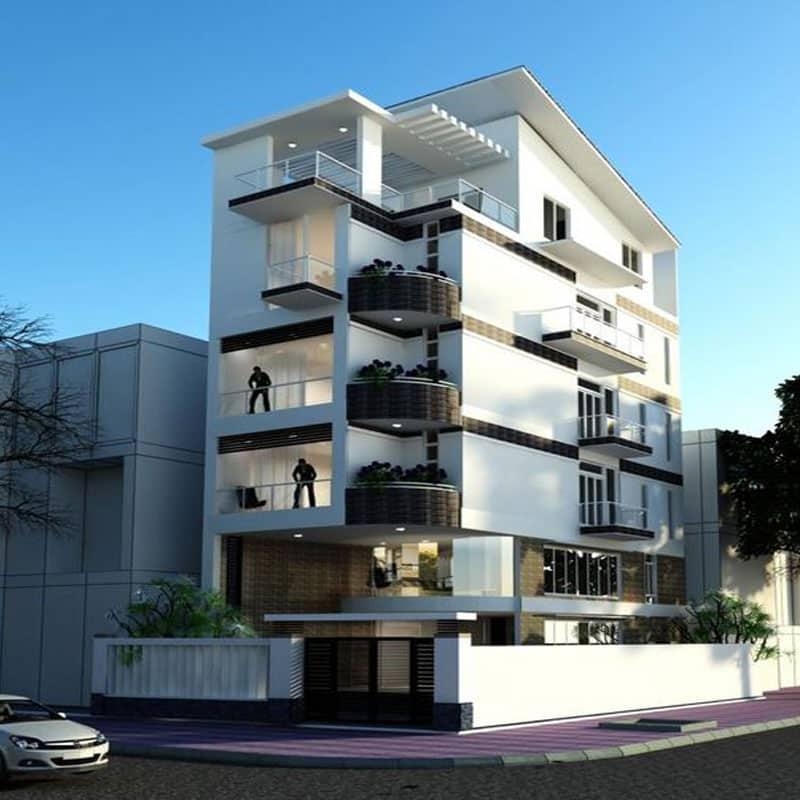 đơn giá thiết kế nhà phố