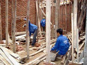 Giá nhân công xây dựng nhà phố 1
