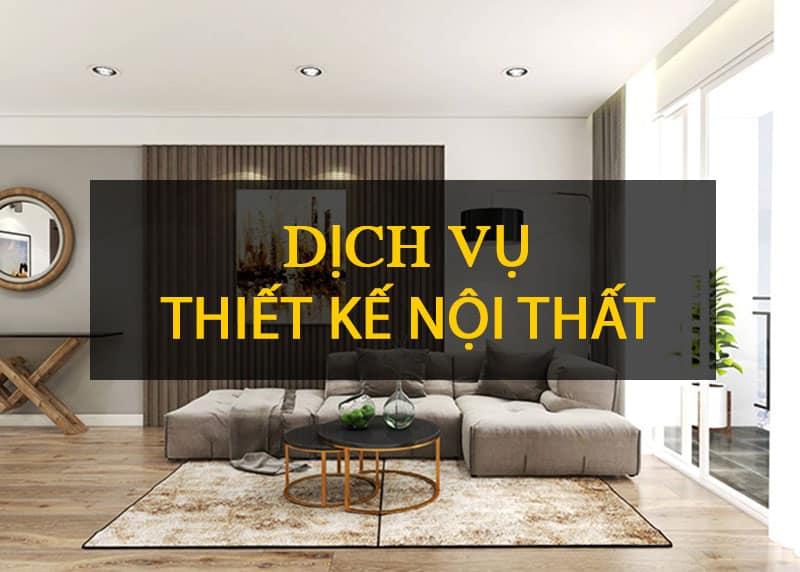Dịch vụ thiết kế nội thất là gì?