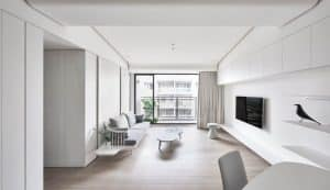 Mẫu thiết kế nội thất tinh tế 3