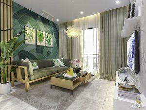 Mẫu thiết kế nội thất tinh tế 26