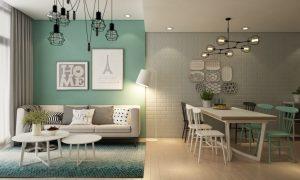 Mẫu thiết kế nội thất tinh tế 1