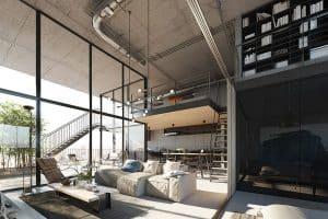 Mẫu thiết kế nội thất tinh tế 45