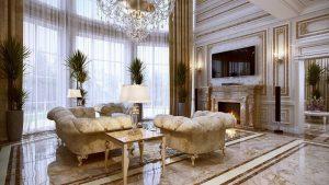 Mẫu thiết kế nội thất tinh tế 6
