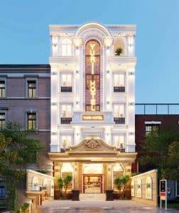 xây dựng khách sạn 2