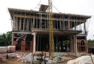 xây dựng khách sạn 3