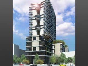 Mẫu thiết kế xây dựng khách sạn đẹp 1