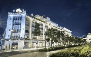 Mẫu thiết kế xây dựng khách sạn đẹp 3