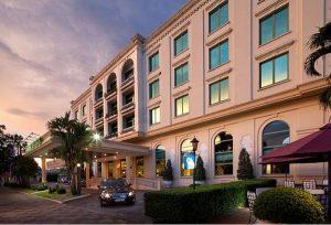 Mẫu thiết kế xây dựng khách sạn đẹp 4