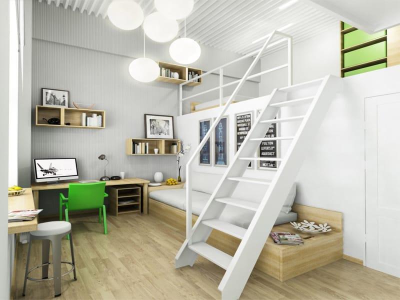 mẫu thiết kế nhà giá rẻ - tiện dụng