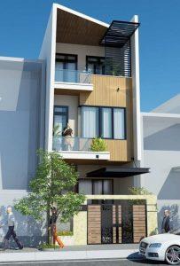 thiết kế nhà phố 3