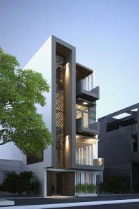 thiết kế nhà phố 37