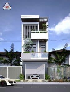 thiết kế nhà phố vừa ở vừa kinh doanh 6