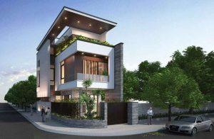 thiết kế nhà phố 42