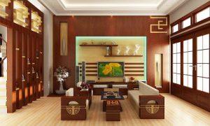 Nên lựa chọn nội thất phù hợp với không gian phòng