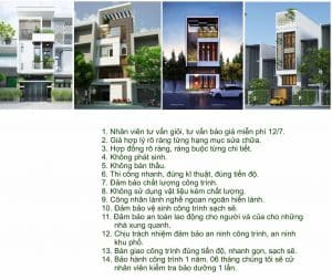 chi phí xây nhà 6 tầng 70m2 11