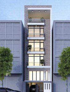 chi phí xây nhà 6 tầng 70m2 2