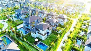 Lưu ý về kiến trúc đến mật độ xây dựng từng khu vực