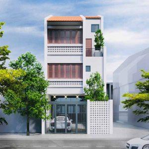 thiết kế nhà phố 14