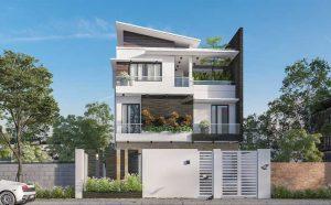 thiết kế nhà phố 39