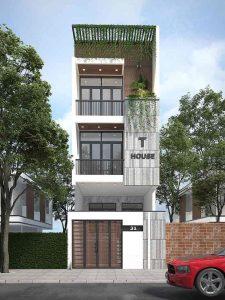 thiết kế nhà phố 27