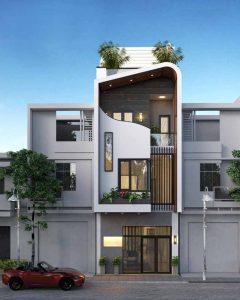 thiết kế nhà phố 26