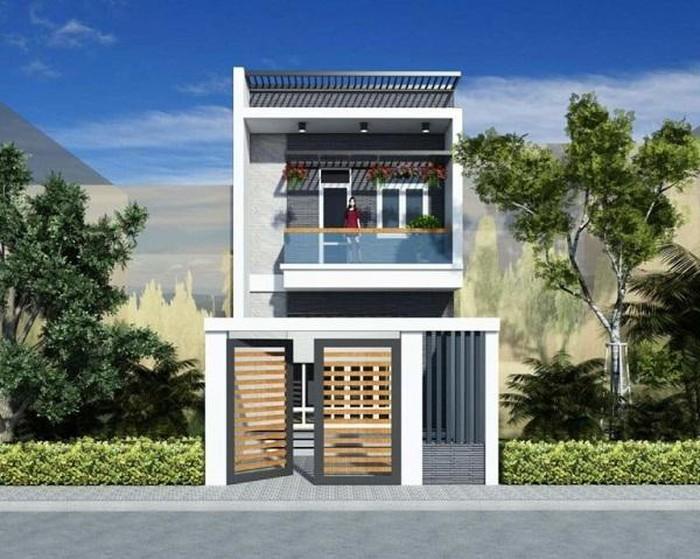 Thiết kế nhà đẹp dưới 1 tỷ 4