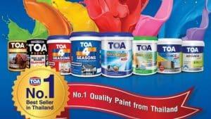 Top những thương hiệu sơn tốt nhất hiện nay mà bạn nên biết