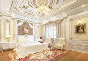 hướng dẫn bố trí giường ngủ đẹp