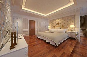 Bố trí kích thước phòng ngủ hợp lý