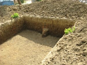 Quy trình làm việc đào móng nhà của Công ty thiết kế xây dựng Khang Thịnh