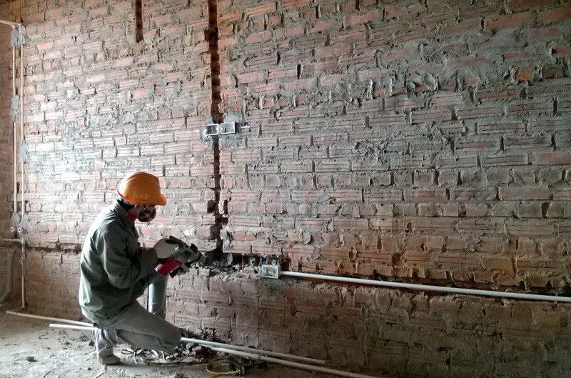 kỹ thuật lắp đặt điện trong nhà
