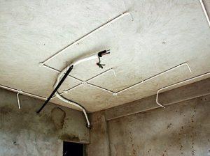 An toàn phòng cháy khi đi điện trong nhà
