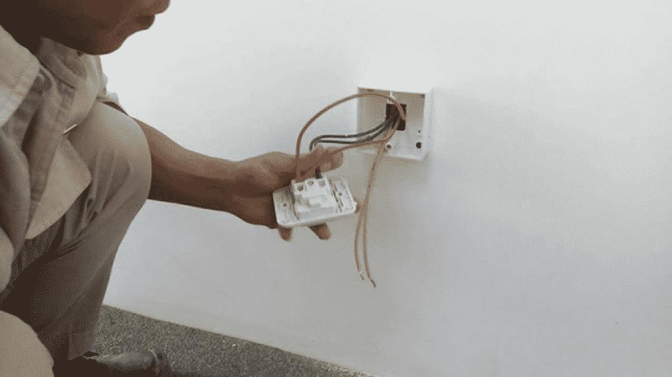 kỹ thuật đi diện trong nhà