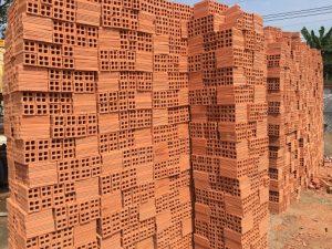 Định mức gạch xây loại tường gạch ống 220