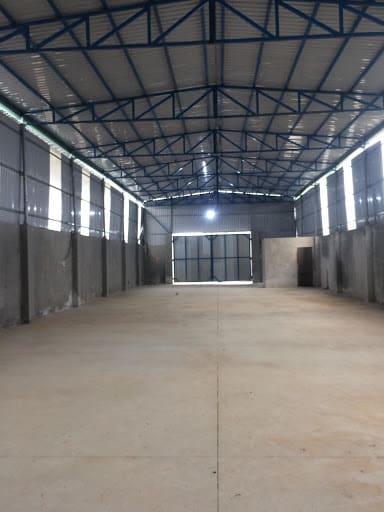 nhà xưởng 1 mái