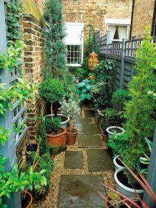 sân vườn hiên nhà