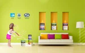 Đơn giá thi công sơn nhà nội thất
