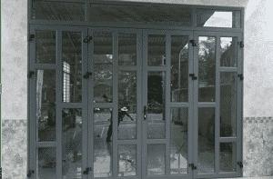 mẫu thiết kế cửa kính xingfa