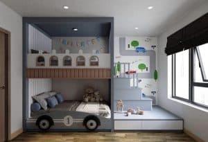 mẫu thiết kế giường độc đáo