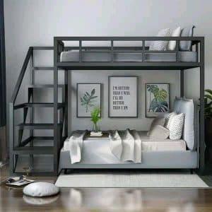 những mẫu giường tầng bằng sắt đẹp