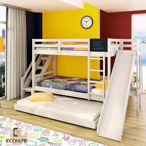 mẫu giường kết hợp khu vui chơi