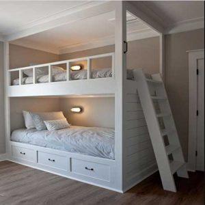 kích thước tiêu chuẩn của giường tầng hiện nay