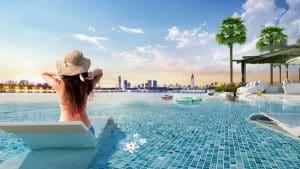 thiết kế bể bơi khách sạn chuyên nghiệp
