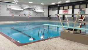 Tiêu chuẩn kích thước hồ bơi trường học